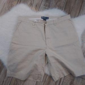 Polo by Ralph Lauren Tan short size 35